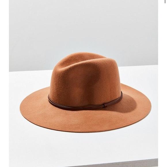 44be76009 Anna Felt Panama Hat NWT